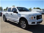 2018 F-150 Crew Cab 4x4, Pickup #JFA47083 - photo 1