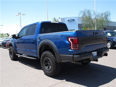 2018 F-150 SuperCrew Cab 4x4,  Pickup #JFA68695 - photo 4