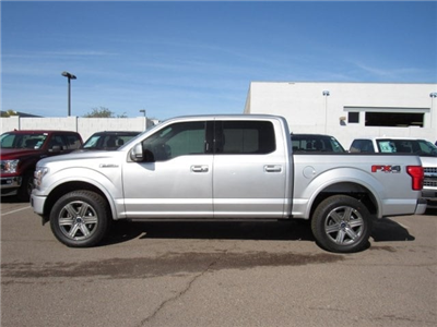2018 F-150 Crew Cab 4x4, Pickup #JFB59560 - photo 3