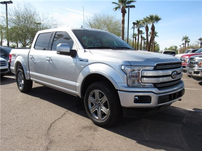 2018 F-150 Crew Cab 4x4, Pickup #JFB59560 - photo 1