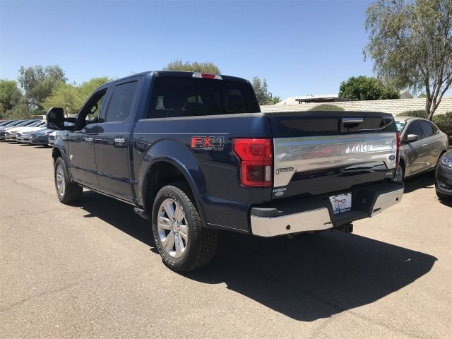 2018 F-150 SuperCrew Cab 4x4,  Pickup #JFB74026 - photo 3