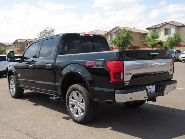 2018 F-150 SuperCrew Cab 4x4,  Pickup #JFB74035 - photo 4