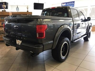 2018 F-150 SuperCrew Cab 4x4,  Pickup #JFD19170 - photo 2