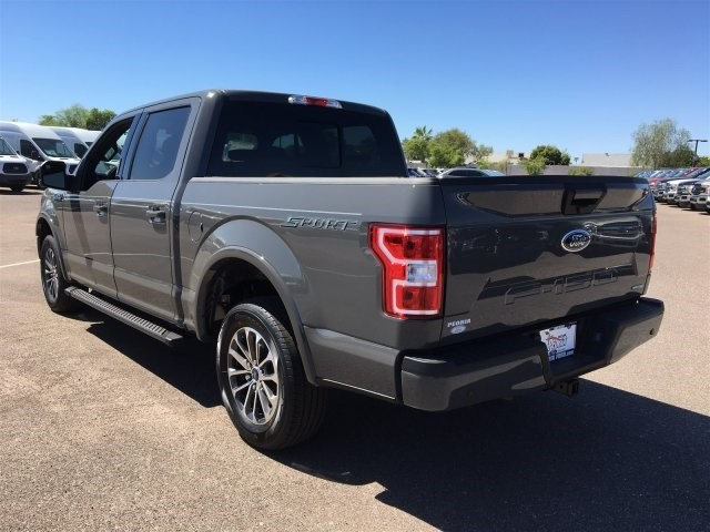 2018 F-150 SuperCrew Cab 4x2,  Pickup #JFE23524 - photo 3