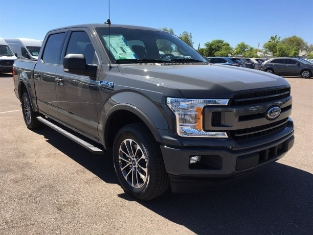 2018 F-150 SuperCrew Cab 4x2,  Pickup #JFE23524 - photo 1