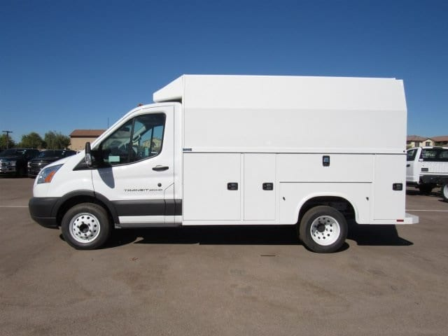 2018 Transit 350 HD DRW, Service Utility Van #JKA11892 - photo 3