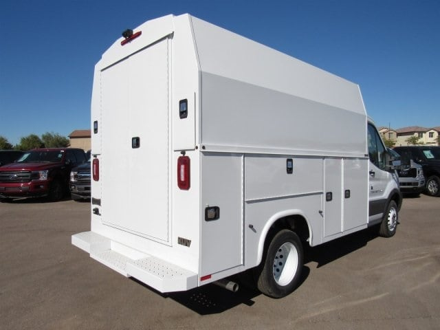 2018 Transit 350 HD DRW, Service Utility Van #JKA11892 - photo 2