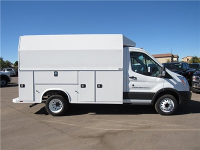 2018 Transit 350 HD DRW, Service Utility Van #JKA11892 - photo 5