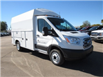 2018 Transit 350 HD DRW, Service Utility Van #JKA11892 - photo 1