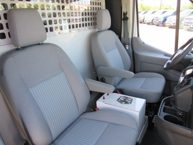 2018 Transit 350 Med Roof 4x2,  Upfitted Cargo Van #JKA26412 - photo 8
