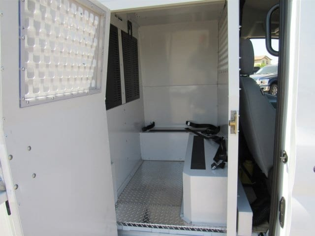 2018 Transit 350 Med Roof 4x2,  Upfitted Cargo Van #JKA26412 - photo 11
