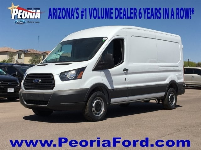 2018 Transit 250 Med Roof, Cargo Van #JKA63105 - photo 1