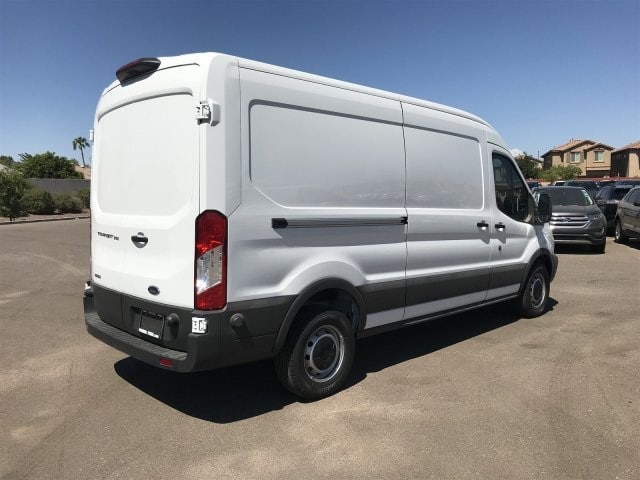 2018 Transit 250 Med Roof 4x2,  Weather Guard Upfitted Cargo Van #JKA63105 - photo 7