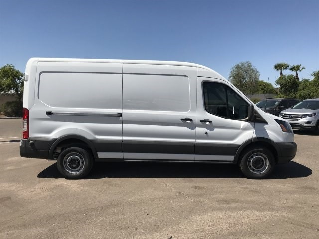 2018 Transit 250 Med Roof 4x2,  Weather Guard Upfitted Cargo Van #JKA63105 - photo 8