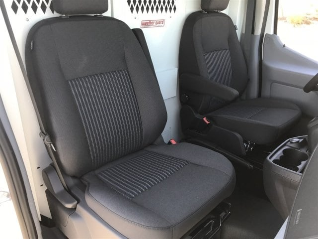 2018 Transit 250 Med Roof 4x2,  Weather Guard Upfitted Cargo Van #JKA63105 - photo 11