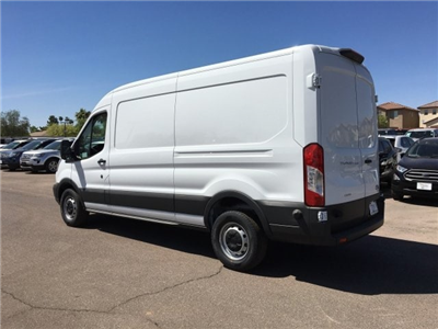 2018 Transit 250 Med Roof, Cargo Van #JKA63105 - photo 4