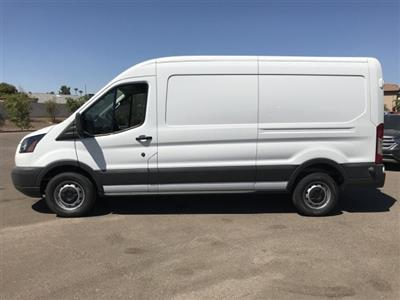 2018 Transit 250 Med Roof 4x2,  Weather Guard General Service Upfitted Cargo Van #JKA63105 - photo 5