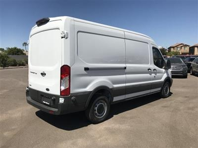 2018 Transit 250 Med Roof 4x2,  Weather Guard General Service Upfitted Cargo Van #JKA63105 - photo 7