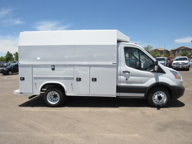 2018 Transit 350 HD DRW 4x2,  Service Utility Van #JKA73579 - photo 5