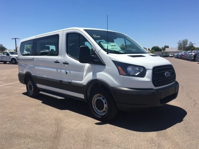 2018 Transit 150 Low Roof, Passenger Wagon #JKA79244 - photo 1