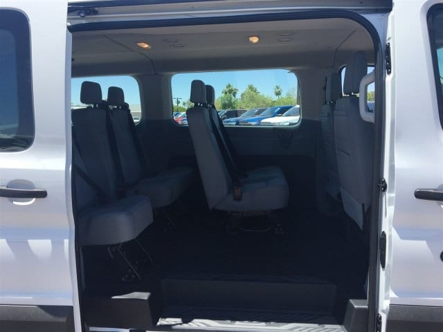 2018 Transit 150 Low Roof, Passenger Wagon #JKA79244 - photo 8