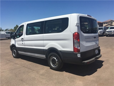 2018 Transit 150 Low Roof, Passenger Wagon #JKA79244 - photo 4