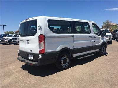 2018 Transit 150 Low Roof, Passenger Wagon #JKA79244 - photo 2