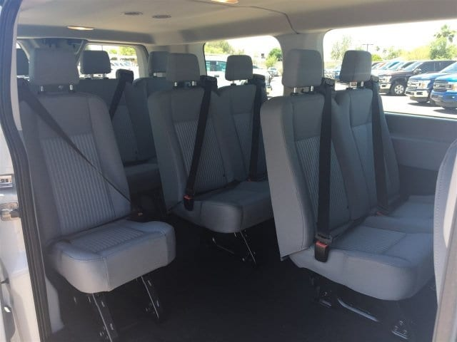 2018 Transit 150 Low Roof 4x2,  Passenger Wagon #JKA79245 - photo 9