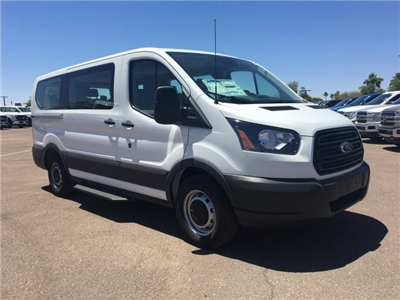 2018 Transit 150 Low Roof 4x2,  Passenger Wagon #JKA79245 - photo 1