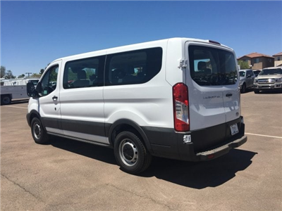 2018 Transit 150 Low Roof 4x2,  Passenger Wagon #JKA79245 - photo 4