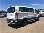2018 Transit 150 Low Roof 4x2,  Passenger Wagon #JKA79245 - photo 2