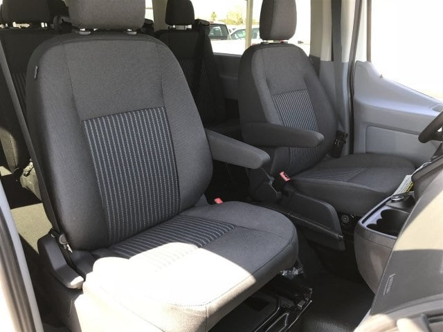 2018 Transit 350 Med Roof 4x2,  Passenger Wagon #JKA79249 - photo 5