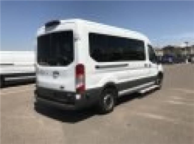 2018 Transit 350 Med Roof 4x2,  Passenger Wagon #JKA79250 - photo 2