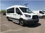 2018 Transit 350 Med Roof 4x2,  Passenger Wagon #JKA79250 - photo 1
