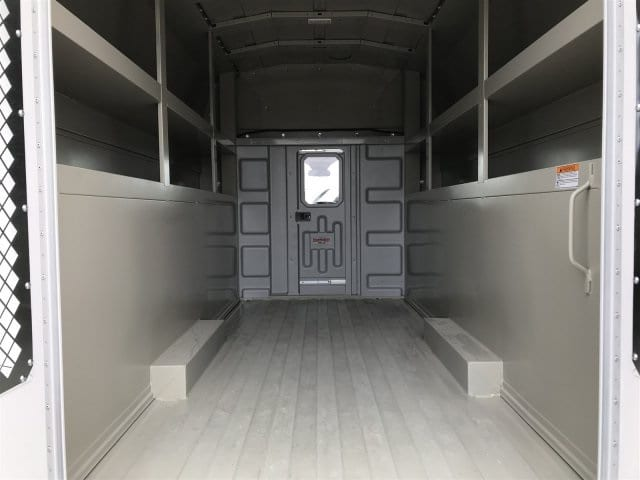 2018 Transit 350 HD DRW 4x2,  Service Utility Van #JKA87998 - photo 10