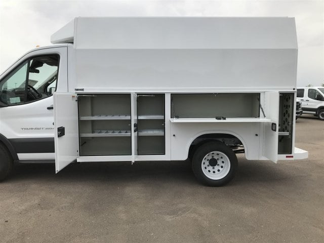 2018 Transit 350 HD DRW 4x2,  Service Utility Van #JKA87998 - photo 11