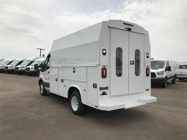 2018 Transit 350 HD DRW 4x2,  Service Utility Van #JKA87998 - photo 3