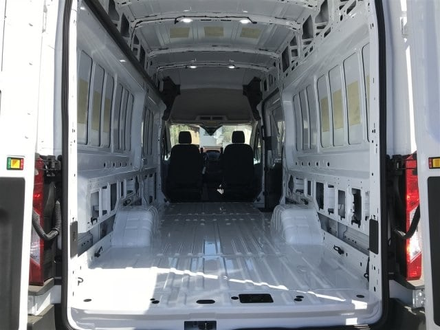 2018 Transit 350 HD High Roof DRW, Cargo Van #JKA96187 - photo 2