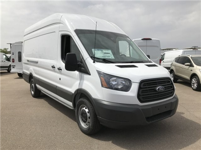 2018 Transit 350 High Roof 4x2,  Empty Cargo Van #JKA96189 - photo 1