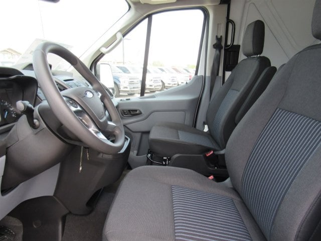 2018 Transit 250 Med Roof 4x2,  Empty Cargo Van #JKB14752 - photo 13