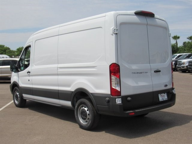 2018 Transit 250 Med Roof 4x2,  Empty Cargo Van #JKB14752 - photo 3