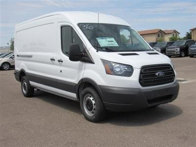 2018 Transit 250 Med Roof 4x2,  Empty Cargo Van #JKB14752 - photo 1