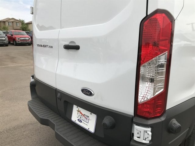 2018 Transit 250 Med Roof 4x2,  Empty Cargo Van #JKB14756 - photo 5