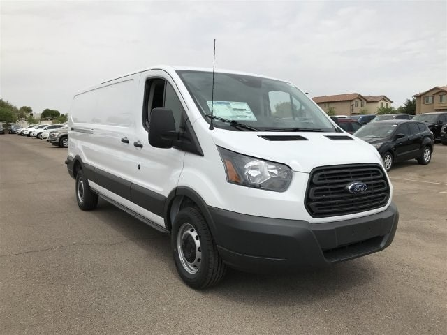 2018 Transit 250 Med Roof 4x2,  Empty Cargo Van #JKB14756 - photo 1