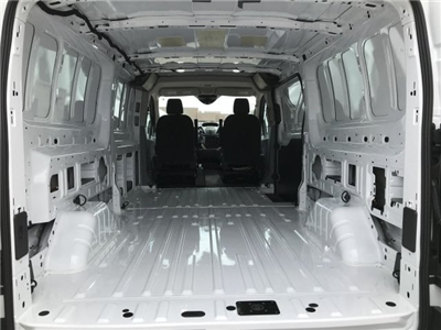 2018 Transit 250 Med Roof 4x2,  Empty Cargo Van #JKB14756 - photo 2