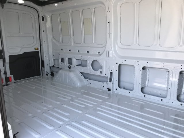 2018 Transit 250 Med Roof 4x2,  Empty Cargo Van #JKB14760 - photo 9