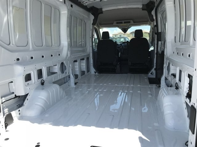 2018 Transit 250 Med Roof 4x2,  Empty Cargo Van #JKB14760 - photo 2