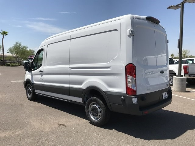 2018 Transit 250 Med Roof 4x2,  Empty Cargo Van #JKB14760 - photo 3