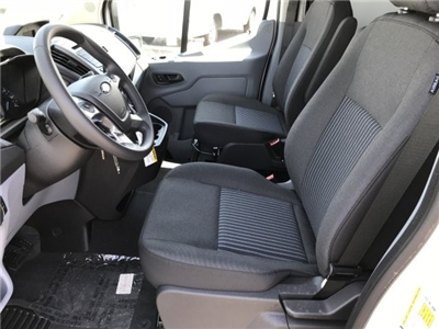 2018 Transit 250 Med Roof 4x2,  Empty Cargo Van #JKB14760 - photo 11