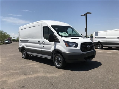 2018 Transit 250 Med Roof 4x2,  Empty Cargo Van #JKB14760 - photo 1